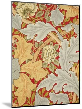 St James Wallpaper, Paper, England, 1881-William Morris-Mounted Giclee Print
