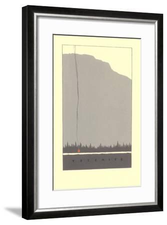 Yosemite--Framed Art Print
