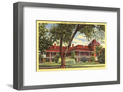 University, Tucson, Arizona--Framed Art Print