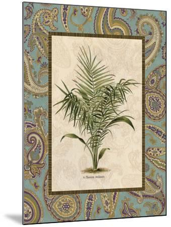 Paisley Palm IV--Mounted Art Print