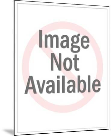 Italian Love Story-James Lee-Mounted Premium Giclee Print