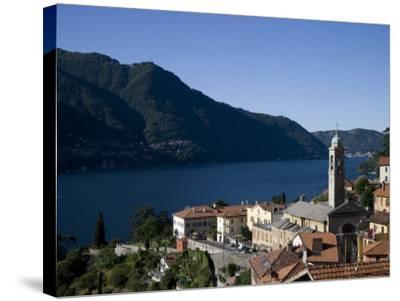Moltrasio, Lake Como, Lombardy, Italian Lakes, Italy, Europe-Angelo Cavalli-Stretched Canvas Print