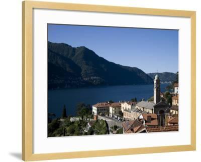 Moltrasio, Lake Como, Lombardy, Italian Lakes, Italy, Europe-Angelo Cavalli-Framed Photographic Print