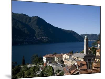 Moltrasio, Lake Como, Lombardy, Italian Lakes, Italy, Europe-Angelo Cavalli-Mounted Photographic Print