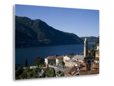 Moltrasio, Lake Como, Lombardy, Italian Lakes, Italy, Europe-Angelo Cavalli-Metal Print