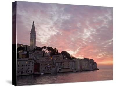 Rovinj, Istria, Croatia, Europe-Angelo Cavalli-Stretched Canvas Print