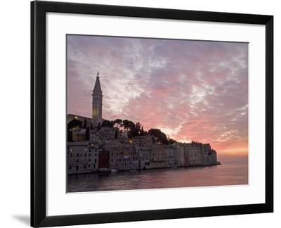 Rovinj, Istria, Croatia, Europe-Angelo Cavalli-Framed Photographic Print