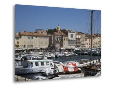 St. Tropez, Var, Provence, Cote D'Azur, French Riviera, France, Mediterranean, Europe-Angelo Cavalli-Metal Print