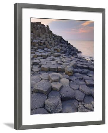 Giant's Causeway Near Bushmills, County Antrim, Ulster, Northern Ireland, UK-Neale Clarke-Framed Photographic Print