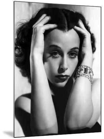 Algiers, Hedy Lamarr, 1938--Mounted Photo