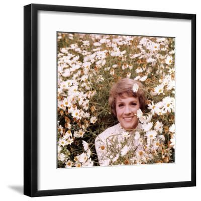Julie Andrews Hour, Julie Andrews, 1972-1973--Framed Photo