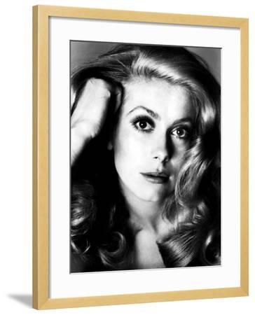 April Fools, Catherine Deneuve, 1969--Framed Photo