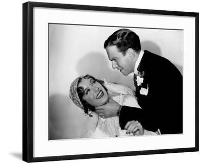 Many Happy Returns, Gracie Allen, George Burns, 1934--Framed Photo