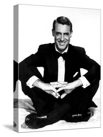 Cary Grant--Stretched Canvas Print