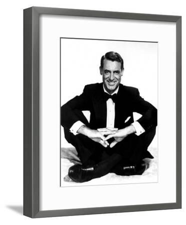 Cary Grant--Framed Photo