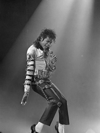 Michael Jackson--Premium Photographic Print