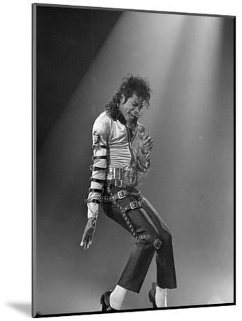 Michael Jackson--Mounted Premium Photographic Print