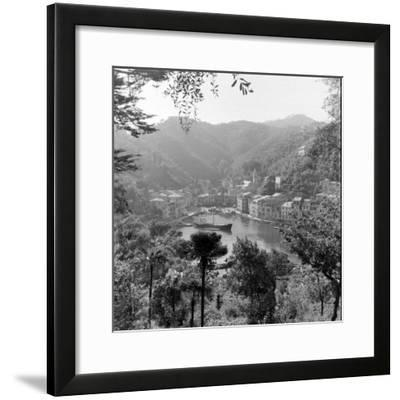 Italy-Alfred Eisenstaedt-Framed Photographic Print