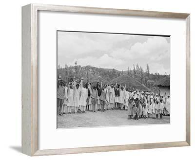 Ethiopia-Alfred Eisenstaedt-Framed Photographic Print