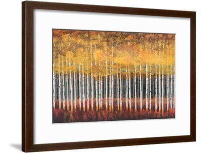 Golden Aspens-Robert Holman-Framed Giclee Print