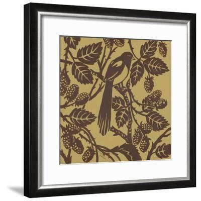 Bird Song IV-Gregory Gorham-Framed Premium Giclee Print