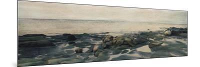 Rocky Shores II-Amy Melious-Mounted Premium Giclee Print