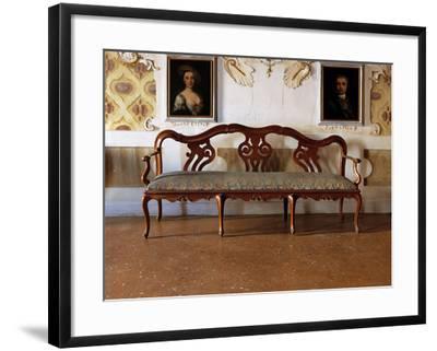 Sofa--Framed Giclee Print
