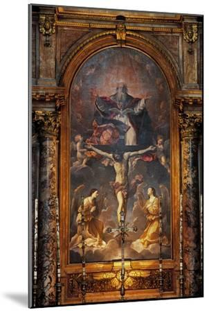 Eternal Father Blessing--Mounted Giclee Print