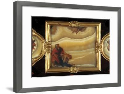 Sacrifice of Isaac-Giovanni Battista Crespi-Framed Giclee Print