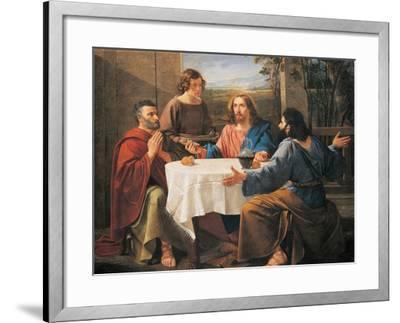 Supper at Emmaus--Framed Giclee Print