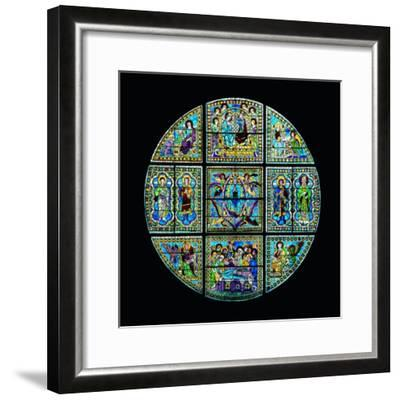 Window-Michail Petrovic Klodt-Framed Giclee Print