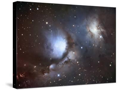 M78 Nebula Complex in Orion-Robert Gendler-Stretched Canvas Print