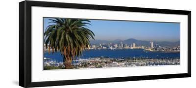 San Diego, CA--Framed Photographic Print