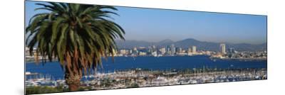 San Diego, CA--Mounted Photographic Print