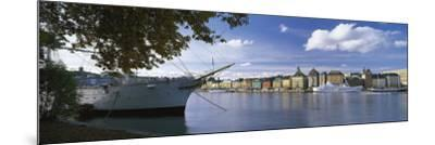 Stockholm Sweden--Mounted Photographic Print