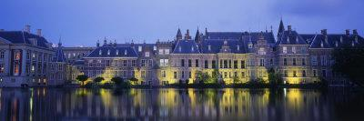 Netherlands, the Hague--Framed Photographic Print