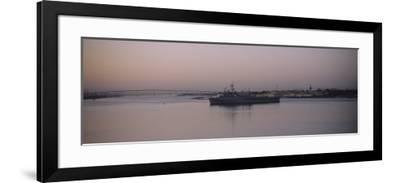 Coronado Bridge, San Diego, California, USA--Framed Photographic Print