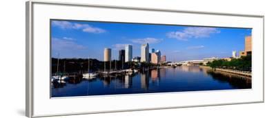 Tampa, FL--Framed Photographic Print