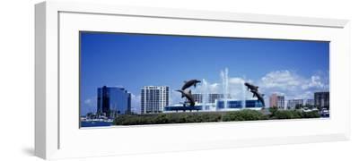 Island Park Sarasota Florida, USA--Framed Photographic Print
