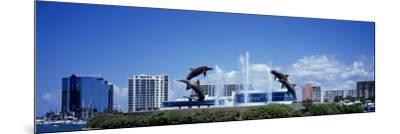 Island Park Sarasota Florida, USA--Mounted Photographic Print