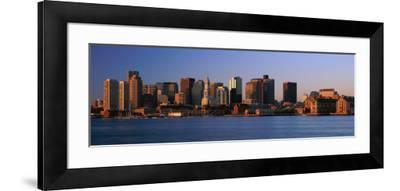 Dawn Boston, MA--Framed Photographic Print