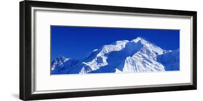 Mont Blanc, Savoie, France--Framed Photographic Print