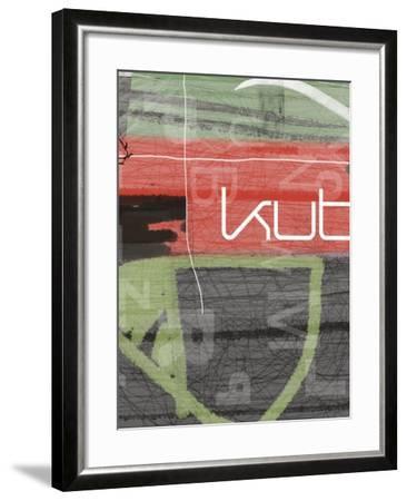 KVT-NaxArt-Framed Art Print