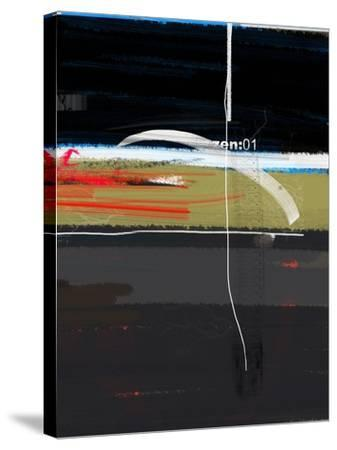 Zen: 01-NaxArt-Stretched Canvas Print