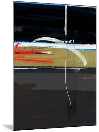 Zen: 01-NaxArt-Mounted Art Print