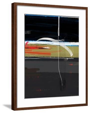 Zen: 01-NaxArt-Framed Art Print