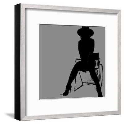 Magdalen-NaxArt-Framed Art Print