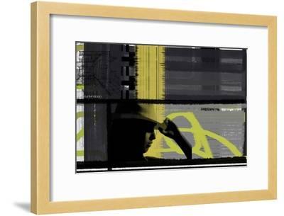Hip Arch-NaxArt-Framed Art Print