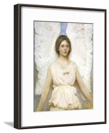 Angel, 1889-Abbott Handerson Thayer-Framed Giclee Print