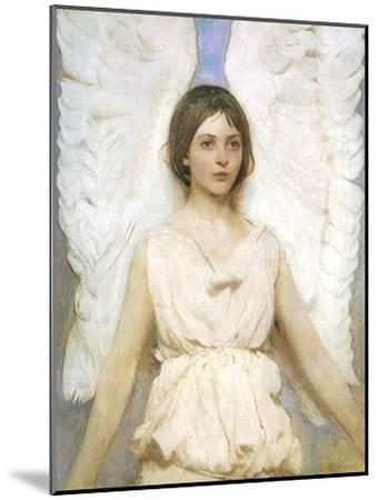 Angel, 1889-Abbott Handerson Thayer-Mounted Giclee Print